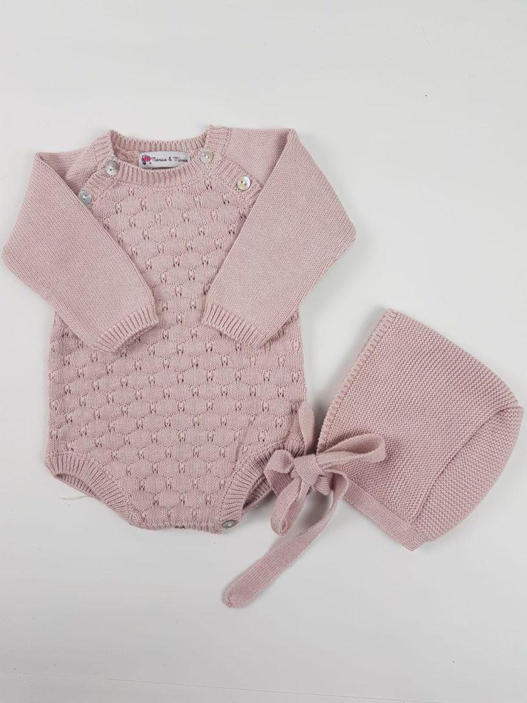 pelele de bebé